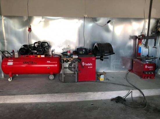 Wulkanizacja DKM Garage
