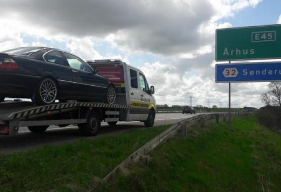 Transport międzynarodowy Dania - Polska / Ubezpieczenie transportu
