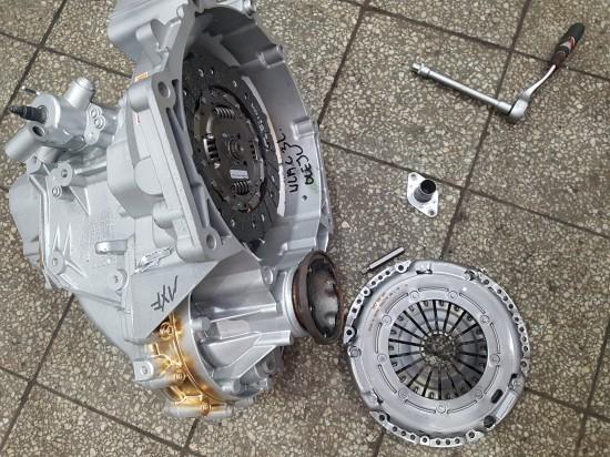 Regeneracja skrzyni biegów VW GOLF VII 1.4 tsi - c.d