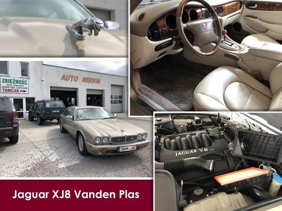 Jaguar XJ Vanden Plas - przegląd po 10 tys km