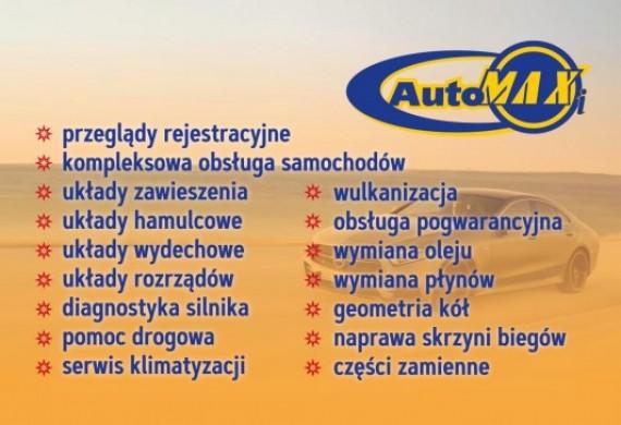 AutoMaxi - zapraszamy!