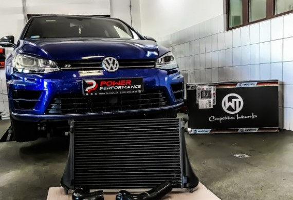 VW Golf VII R 300hp