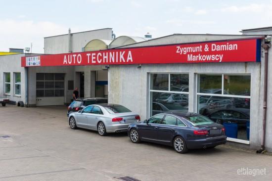 Auto Technika Zygmunt i Damian Markowscy Elbląg