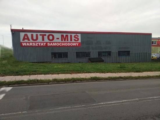 WARSZTAT SAMOCHODOWY AUTO MIŚ  Szczecin