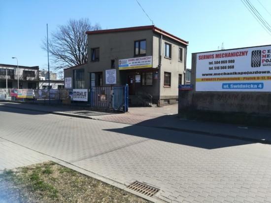 Centrum Mechaniki Pojazdowej Wojciech Borkowski Warszawa