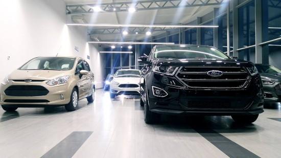 NH Motors Autoryzowany Serwis Ford Kraków