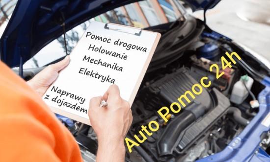 Rafhol Serwis, Elektro-Mechanika, Pomoc Drogowa 24h Warszawa