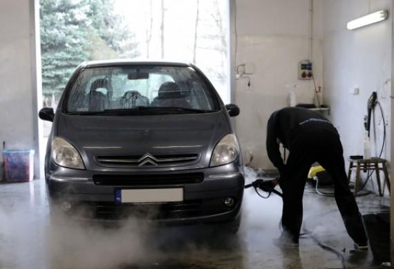 Myjnia parowa i auto detailing