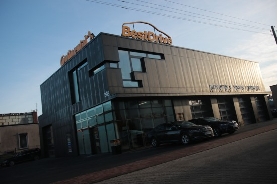 Trans-Kop Best Drive Poznań