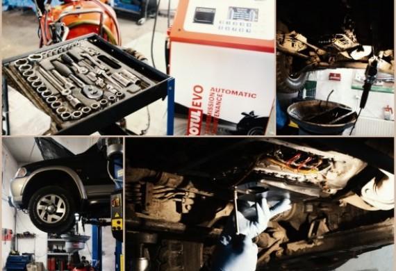 Jesteśmy partnerem programu MOTULEVO. Przeprowadzamy usługę dynamicznej wymiany oleju w automatycznej skrzyni biegów.