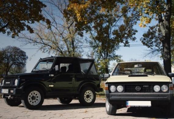 Uwielbiamy samochody zabytkowe :)