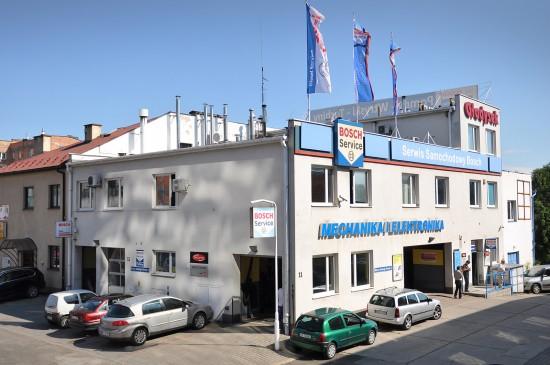 Gładysek sp. j. (Bosch Service) Kraków