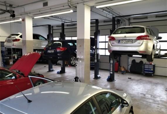 Astika Serwis Samochodowy - nowy oddział 1