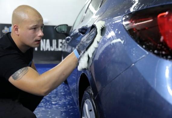 Car spa - auto detailing