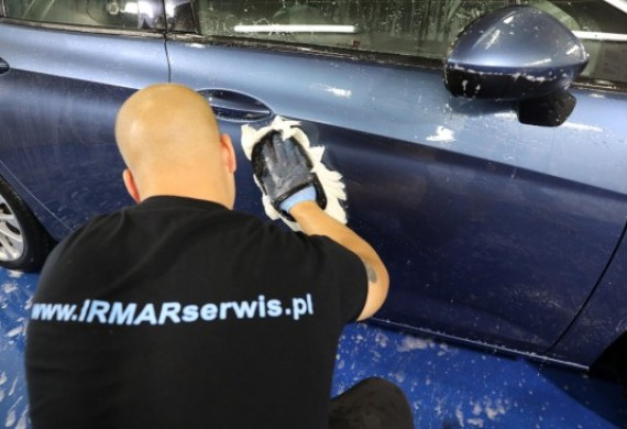 Mycie detailingowe auto detailing