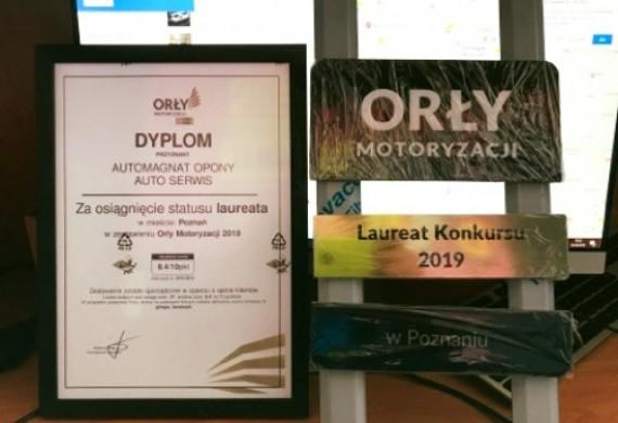 AUTOMAGNAT Opony - Auto Serwis