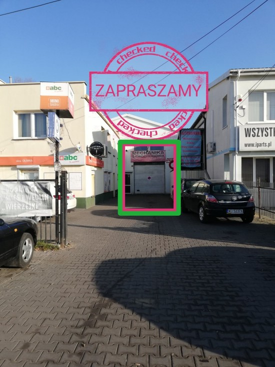 Warsztat Samochodowy / Wulkanizacja / Klima Warszawa