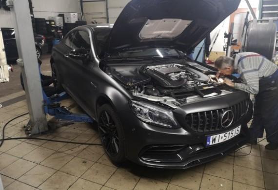 Naprawiamy samochody luxusowe