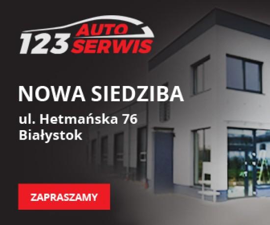 AUTOSERWIS 123 Białystok