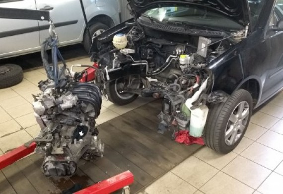 remonty silników Warsztat TG