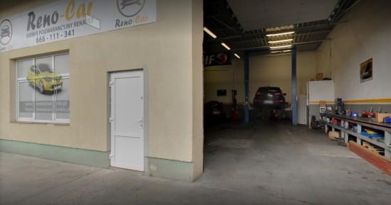 Reno Car Serwis Pogwarancyjny Renault Stopa Ireneusz Toruń
