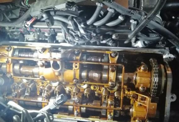 Naprawa silnika bmw 5l bestia
