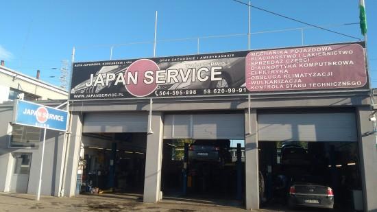 Eurowarsztat JAPAN SERVICE Gdynia