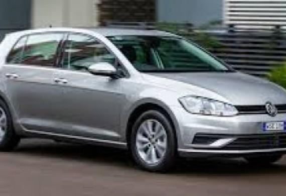Samochód do wynajęcia VW Golf 2018 rok prod.