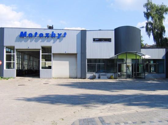 Motozbyt, Okręgowa Stacja Kontroli Pojazdów Łódź