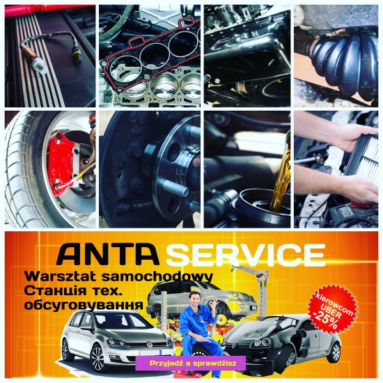 ANTA-SERVICE Mechanika, Diagnostyka, Auto elektronika.  Poznań