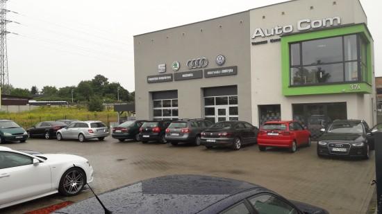 AutoCom Elektronika i Mechanika Samochodowa Kuna Tomasz Tarnowskie Góry