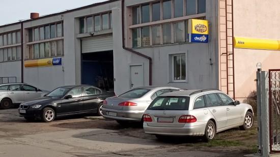 ALEX Alojzy Dominiak Szczecin