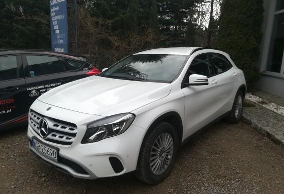 Samochód do wynajęcia Mercedes Benz GLA180 2019 rok prod.