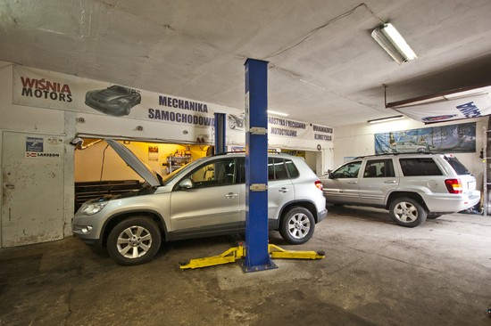 Obsługa pojazdów terenowych