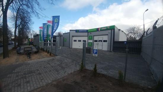 Q-Service Castrol Centrum Likwidacji Szkód Auto Krasiński Łódź