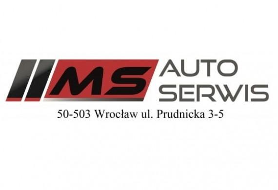 LOGOTYP AUTO SERWIS - Wrocław ul. Prudnicka 3-5