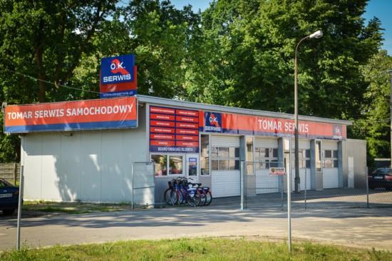 TOMAR s.c. Serwis Samochodowy  Warszawa