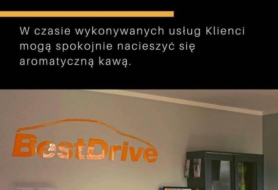 Oczekiwanie na auto nie musi być niekomfortowe :-)