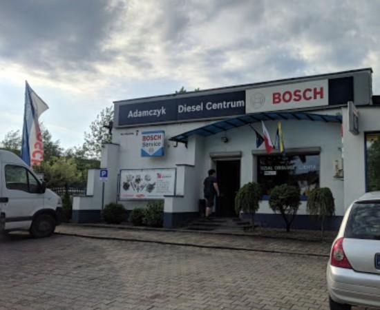 Diesel Center Adamczyk Bosch Service Katowice