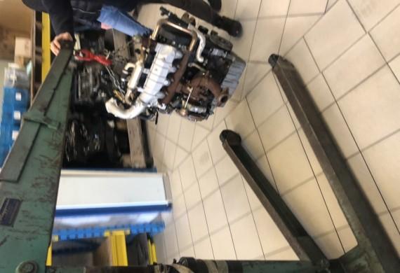 Wymiana silnika Fiat Ducato  Warsztat samochodowy PIT-STOP Słubice, Mechanika, Elektryka, Spawanie, Wulkanizacja