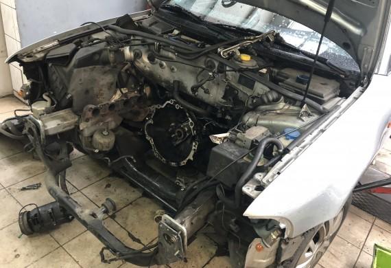 Wymiana silnika - Warsztat samochodowy PIT-STOP Słubice, Mechanika, Elektryka, Spawanie, Wulkanizacja