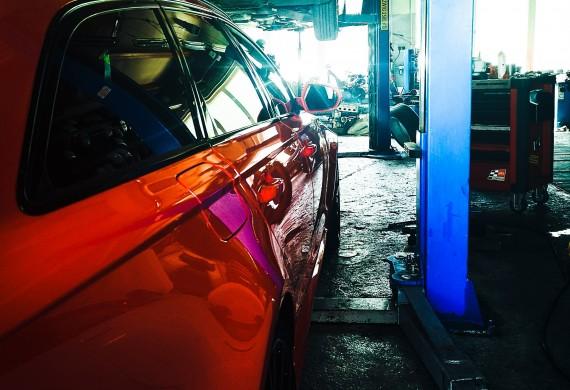 Naprawiamy auta różnych marek, w różnym wieku a nawet w różnym kolorze ;-)