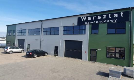 Skodar-Auto. Centrum obsługi pojazdów Olsztyn