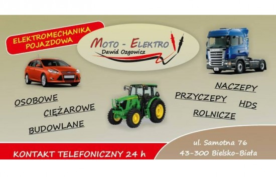 Moto-Elektro Dawid Ozgowicz Bielsko-Biała