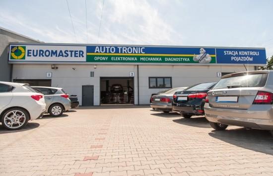 Euromaster AUTO TRONIC Płock