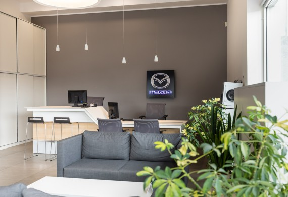 Biuro Obsługi Klienta - Mazda