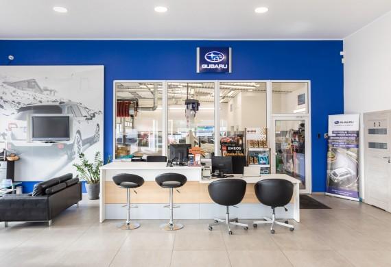 Biuro Obsługi Klienta - Subaru