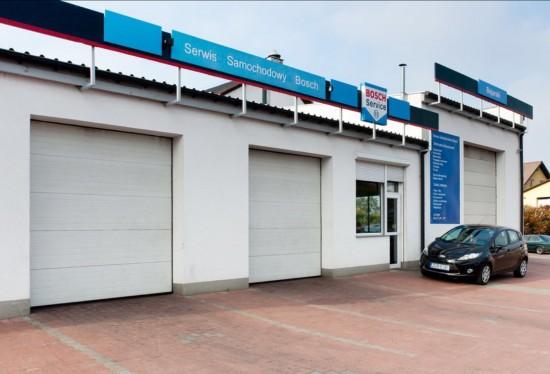 Bosch Centrum Bojarski m.in Pompy Wtryskowe, Wtryskiwacze Gryfino