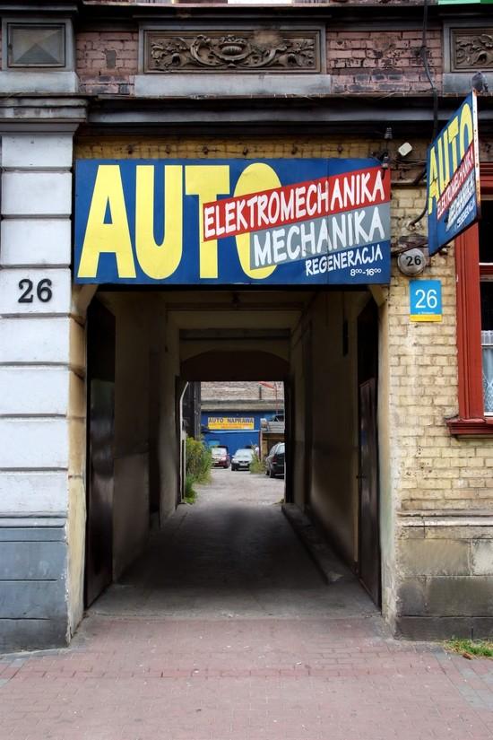 Mechanika i Elektromechanika Joanna i Tadeusz Gorczyński Bytom