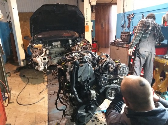 Auto Serwis remonty silników elektromechanika klimatyzacja Słupsk
